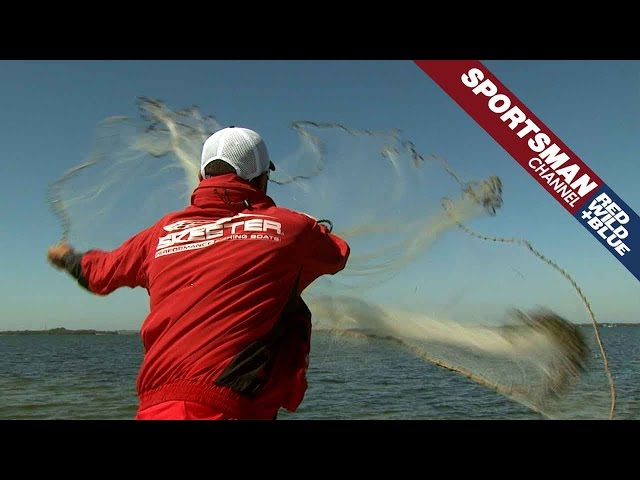 How to Throw a Cast Net using the 3-Part Method
