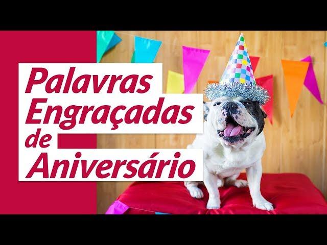 Mensagens De Aniversário Engraçadas Mensagens De Aniversário