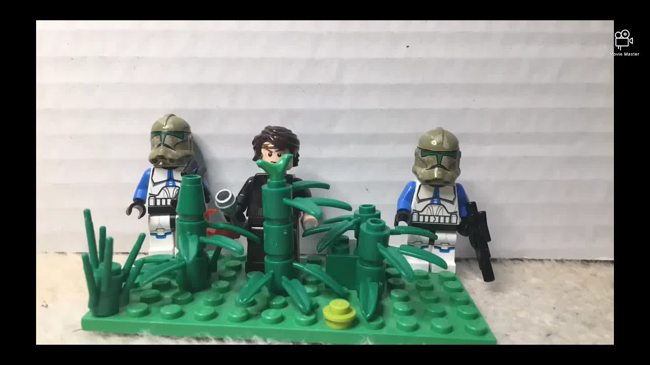 lego star wars the quest for the gold sabre  youtube