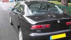 Occasion Alfa romeo 156 Fontenay sous bois