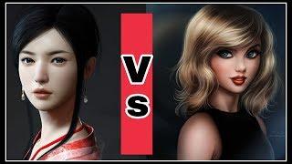Корейцы мечтают о европейской внешности? ( Нет!)