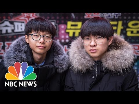 Young North Korean Defectors Find New Life In Modern Seoul | NBC News Mp3