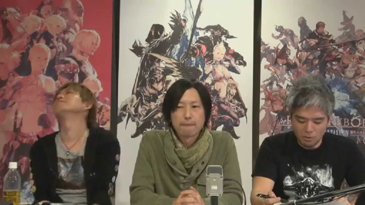 FINAL FANTASY XIV Letter from the Producer LIVE Part XIII