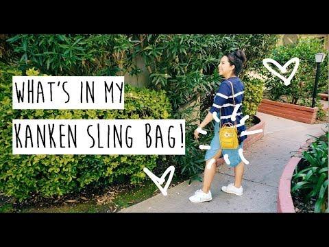 What's in My Kanken Sling Bag! - YouTube