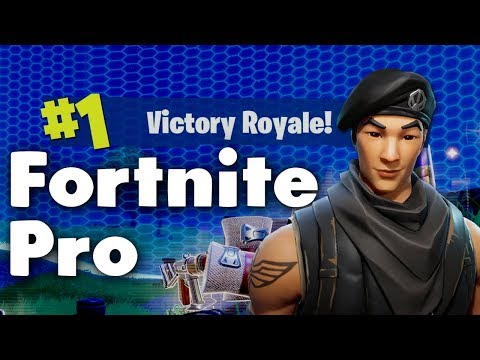 HOW TO BE A PRO (Fortnite Battle Royale)