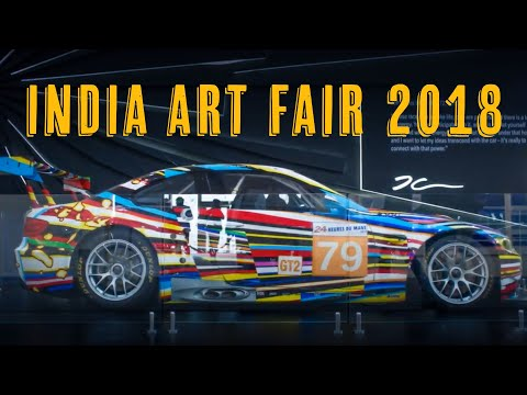 India Art Fair 2018 | New Delhi |India