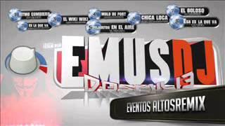 003 el wiki wiki (EMUS DJ MIX) 2MIL13