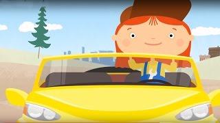 Zeichentrick Doktor MacWheelie: Können Autos fliegen?