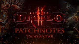 "[Path of Diablo - Private Diablo 2 Server] - Reviewing Patch Notes #17 ""Jade"" (tentative)"