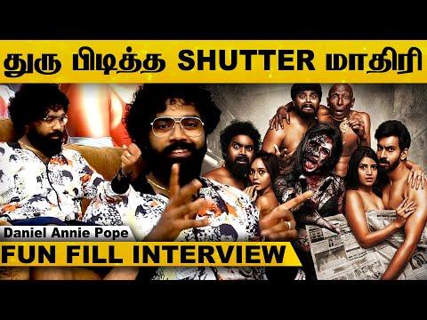 X Category-லயே வராத படம் தான் Adult Comedy படம் - Interview With Danny | Irandam Kuththu | Santhosh