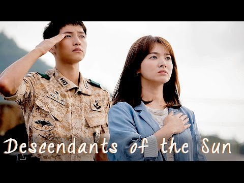 [MV] Descendants of the Sun 태양의 후예 II Song Joong Ki & Song Hye Kyo - Everytime