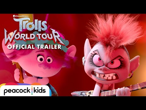 Chris Davis -  'Trolls World Tour' Trailer ft. Justin Timberlake, Anna Kendrick, & More!