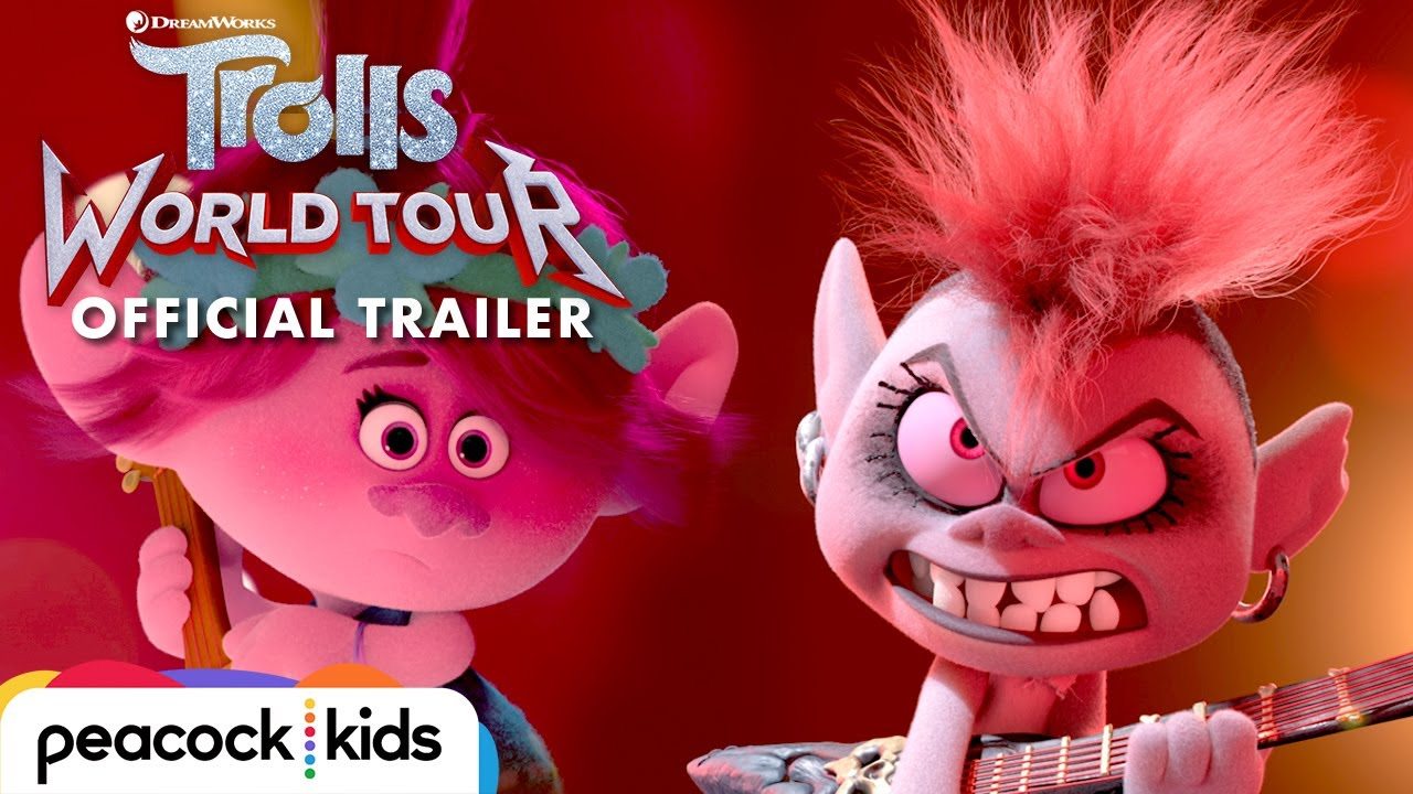 Trolls World Tour Trailer Features OZZY, SCORPIONS Songs