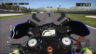 MotoGP 17 - Helmet View Gameplay (PC HD) [1080p60FPS]