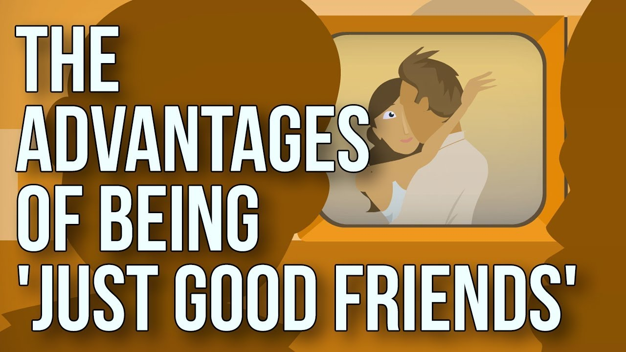 the advantages of being just good friends youtube
