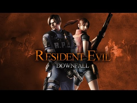 Resident Evil: Downfall (GAME MOVIE)