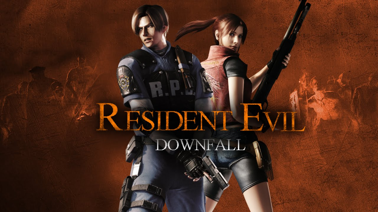 Resident Evil Downfall Game Movie Youtube