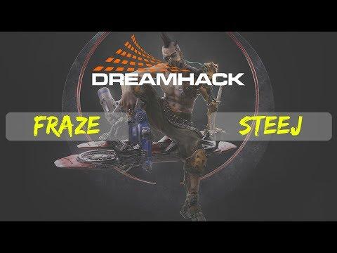 FraZe vs Steej | Quake Champions | Dreamhack Winter | Oceania Qualifier