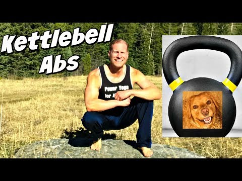 12 Min Kettlebell Core Workout Sean Vigue Fitness