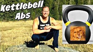 12 Min Kettlebell Core Workout - Sean Vigue Fitness