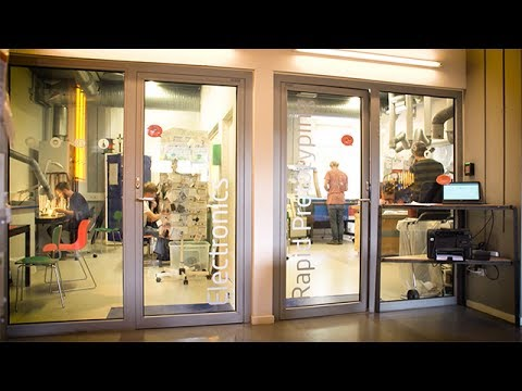 An Ecosystem for Innovation - Technical University of Denmark