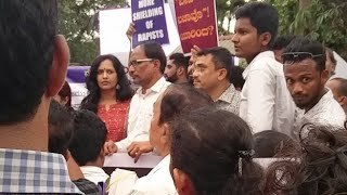 Justice For Unnao Asifa from mangalore