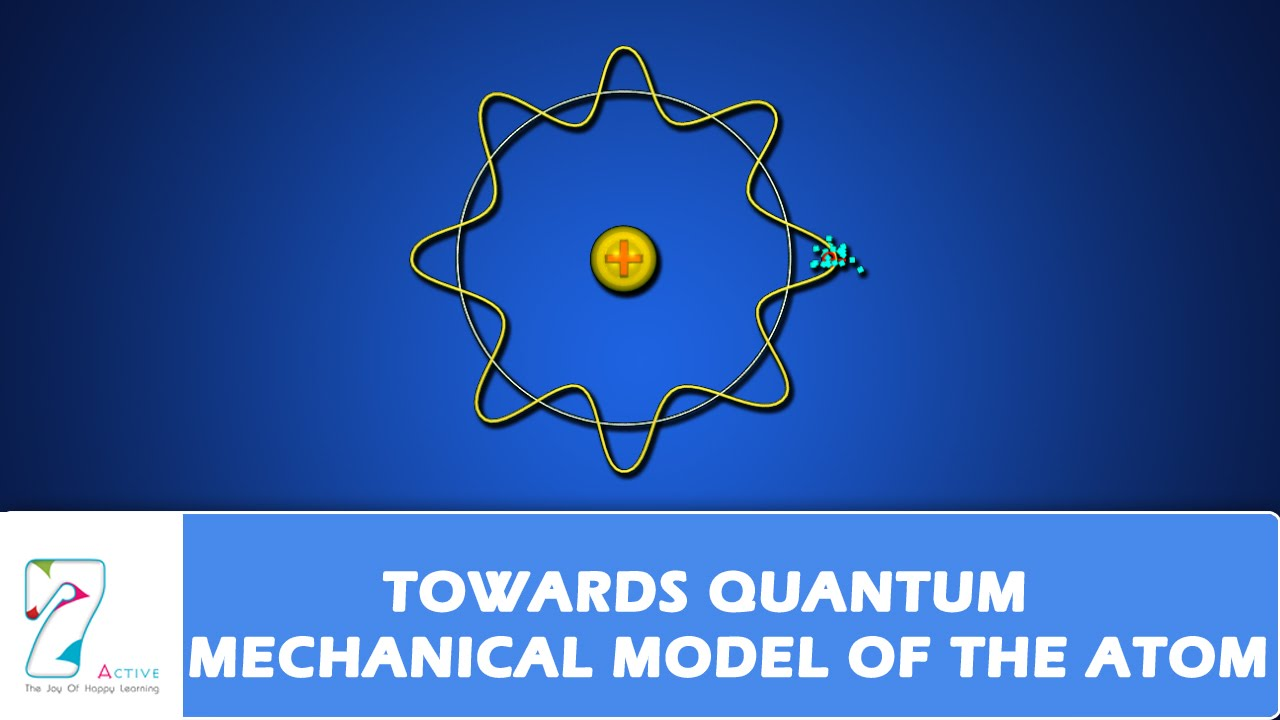 hight resolution of quantum mechanical model of the atom part 01