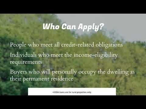 USDA Loans in Corpus Christi, TX