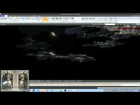 Dave shows lots of ships [Star Citizen Cloud Imperium Games 24hr Livestream 2013] Part 4/5