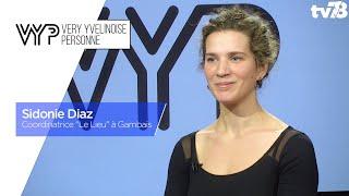 """VYP. Sidonie Diaz. Coordinatrice """"Le Lieu"""" à Gambais"""