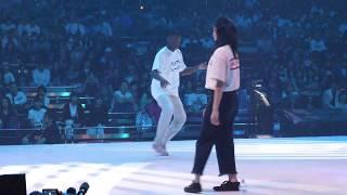 KAZANE vs CANDY MAN BEST8 HOUSE DANCE ALIVE HERO'S 2018