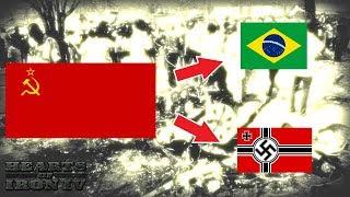 INFLUENCE URSS COMMUNISTE ! (Hearts Of Iron IV | HOI 4 S01) #4