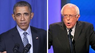 President Obama Holding Private Meeting with Bernie Sanders...Why?
