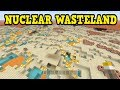 Minecraft Xbox One / PS4 - NUCLEAR WASTELAND V2 SURVIVAL