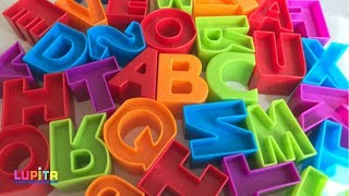 Learn ABC with Letter Blocks   Learning Letters with Leo and Lupita   abcdefghijklmnopqrstuvwxyz