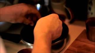 Kiwi Cook - Valentine's Day Chocolate Cherry Fondant