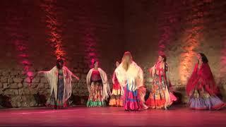 Salamantras Gypsy Duende Dance Company.  Serpa. Portugal 2016