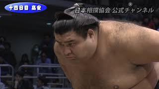 平成30年大相撲十一月場所 ハイライト