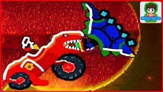 Новая игра как  Мультик. машинки гонки  Drive AHEAD 3 от Фаника