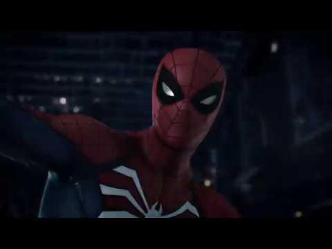 Spiderman PS4 [G M V] What's Up Danger