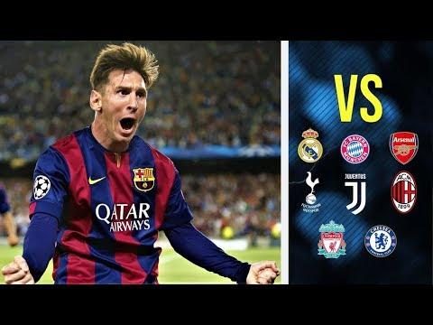 Lionel Messi - The Most Iconic Performances - Part 1