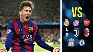 Lionel Messi - The Most Iconic Performances - Part 1