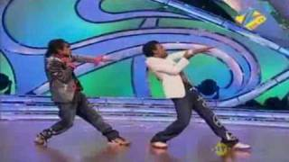 Lux Dance India Dance Season 2 April 03