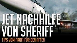Jet fliegen Nachhilfe vom Sheriff (Battlefield 3 PC Gameplay)