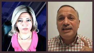 İlham Əliyev professoru qovub Pirverdiyevin başını tumarlayır