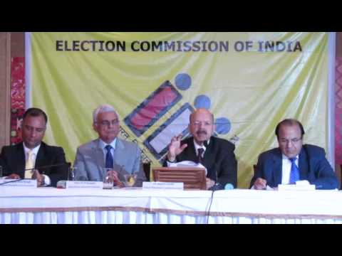 Chief Election commissioner of India visits Punjab