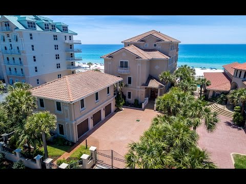 Private beach houses for rent in destin florida
