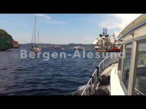 Download 2014 Noorwegen Bergen -  Ålesund deel 2