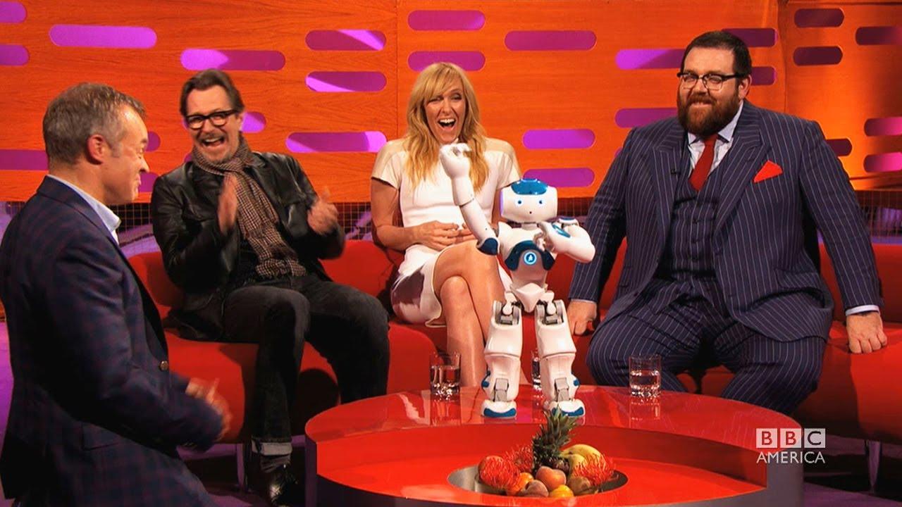 Download Robot Dances Gangnam Style - The Graham Norton Show on BBC AMERICA