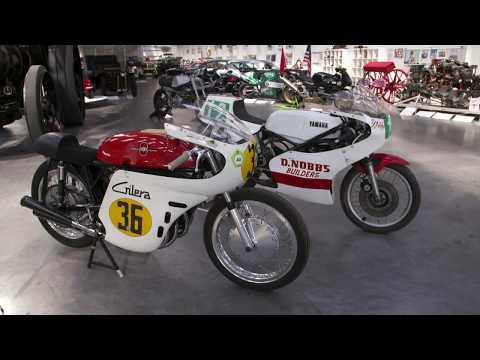 Isle of Man TT Museum featuring the Bob McIntyre Collection